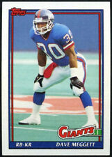 Topps New York Giants American Football Trading Cards