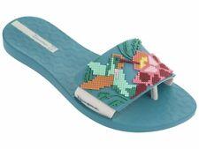 Ipanema Womens Nectar Sandals Blue Beige 10 New