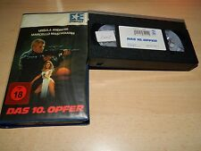 Das 10. Opfer - Ursula Andress - Marcello Mastroianni - Embassy VHS - ab 18
