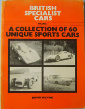 British Specialist Cars Vol 1 Kit Cars Elva Lotus Mini Jem Marcos Arkley Zita +