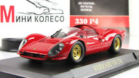 Ferrari 330 P4 1964 New Ferrari Collection Diecast Model 1:43 #16