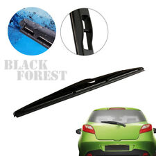 "14"" Rear Windshield Wiper Blade Hybrid 3 Section For Mazda 3 2010+"