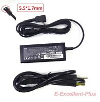New PA-1450-26 Charger Power Adapter for Acer Aspire E5 ES1 E3 R3 45W 5.5*1.7mm