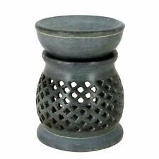Handmade Stone Essential Oil Diffuser Tea Light Holder Fragrance Oil Burners