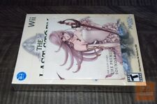 The Last Story Limited Edition w/ Soundtrack (Wii, 2012) FACTORY SEALED! - EX!