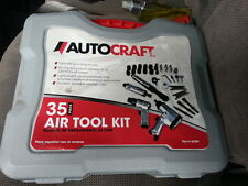 AUTOCRAFT 35 PC AIR TOOL KIT,**** WOULD MAKE  GREAT  PRESENT !!!!!