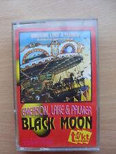 MC / Cassette    -   Emerson, Lake & Palmer  -  Black Moon