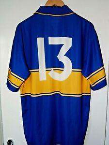 Tipperary 2002 Gaa O'Neill's Gaelic Irish Hurling Jersey Shirt Size (L) Adult
