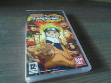 POUR psp Naruto Ultimate Ninja Heroes complet