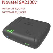 Novatel SA2100V 4G LTE Mobile Wireless WiFi Hotspot Router Modem UNLOCKED AWS