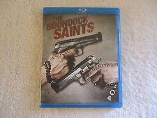 "The Boondock Saints Blu-Ray Disc Movie "" Great Item """