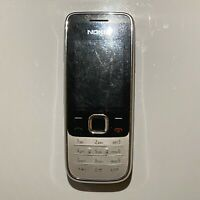 "Nokia 2730c 2.0"" 3G - Silver - Working Condition - Unlocked"