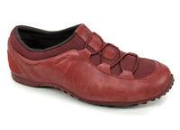 Merrell Women's 10 Meta Stretch Barn Red Slip-On Walking Hiking Casual Shoes