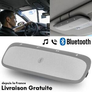 Kit Vivavoce Auto Speaker Bluetooth Altoparlante senza Fili Parasole