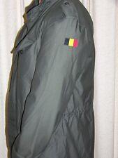 Belgium Army  Olive Drab  M-65 Jacket   (Size M-L  ?)