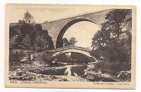 pierre-perthuis  , vallée de la cure , les ponts