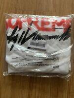 2020 F/W Supreme x Yohji Yamamoto Logo White T-Shirt (Size XL) Box Logo Tee