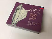 Richard Strauss - : Die Frau ohne Schatten (1992) 3 CD - MINT/NMINT