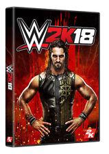 WWE 2K18 (Microsoft Xbox One, brand new and sealed)
