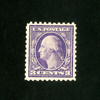 US Stamps # 464 VF Fresh OG NH Scott Value $165.00