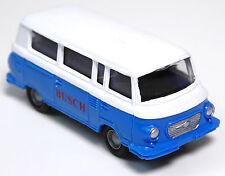 H0 Transporter Kleinbus Barkas B 1000 KB Zirkus BUSCH DDR Staatszirkus 14101360