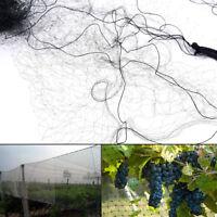 30*5m Anti Bird Crop Net Netting Garden Plants Pond Fruit Tree Mesh ProtectionEB