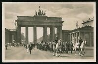 WW2 WWII Germany 3rd Reich Postcard Hitler Wehrmacht Army Infantry Soldier RPPC