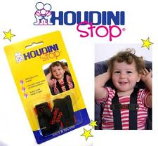 NEW Houdini Stop Baby Car Seat Harness Safety Strap for Toddlers & Children
