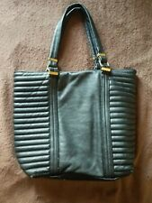 "H&M Black Bubble ""Beehive"" Tote Bag"