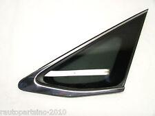 2010 LEXUS RX350 RX450h VENT GLASS REAR RIGHT PASSENGER WINDOW OEM 10 11 12 13