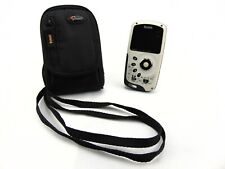 Kodak Zx3 Video Camera Waterproof 3 Meters White HD 1080P and Case