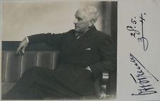 Otto Tressler (1871-1965) Schauspieler - original-signiertes Foto - Sissi