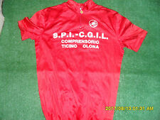 Castelli Ticino Olona cycling shirt vintage maillot jersey maglia ciclismo triko
