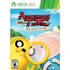 Adventure Time: Finn and Jake Investigations GAME (Xbox 360) Free Shipping