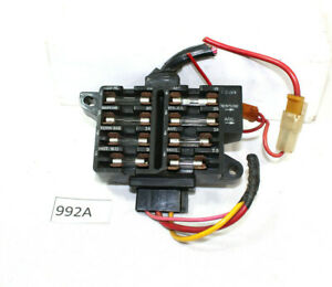 1962 62 CADILLAC DEVILLE FUSE BOX RELAY JUNCTION BLOCK (MAY FIT OTHER MAKES)