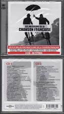 CES MESSIEURS DE LA CHANSON FRANCAISE : Gainsbourg,Ferré(2 CD)50 Titres2010 NEUF