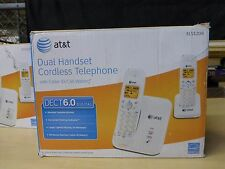 AT&T Dual Handset Cordless Telephone Dect 6.0 Digital EL51209