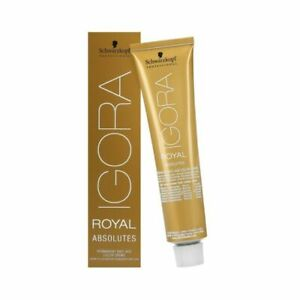 Schwarzkopf Professional IGORA Royal Absolutes Color |Anti Age |60ml