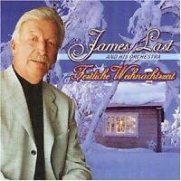 """JAMES LAST """"FESTLICHE WEIHNACHTSZEIT"""" CD NEU"""