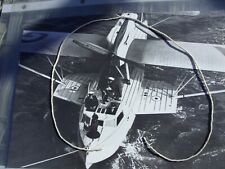 Lufthansa Dornier Do 10-t Wal Mail Seaplane / Flyingboat Photo 24 X 18 cm