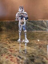 Swarovski Star Wars Stormtrooper Figurine Retired #5393588 Nib