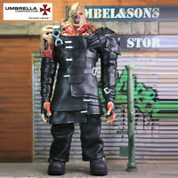 Capcom Residence Evil 3 NEMESIS Soft Action Figure 15in. New Hot Toy In Stock