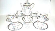 Coffee/Tea Set Vintage Original Tuscan Porcelain & China