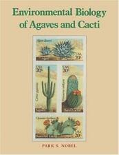 Environmental Biology of Agaves and Cacti-ExLibrary
