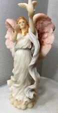 Angle's Touch The Dedication Angel #78122 1997 Seraphim Classics Roman Retired