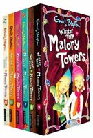 Malory Towers Series 7 -12 Collection 6 Books Collection By Enid Blyton BrandNew