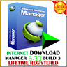 (IDM) Internet Download Manager full life Activation Fast-Delivery