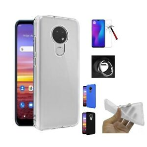 For AT&T Radiant Max / Cricket Ovation, Flexible Soft TPU Gel Case + Ring / TG