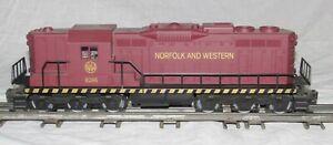 Lionel 6-8266 Norfolk and Western SD-24 Diesel Locomotive (Powered) O Gauge