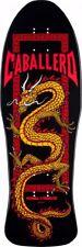 Powell Peralta BONES BRIGADE Steve Caballero CHINESE DRAGON Skateboard BLACK